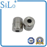 316L bola magnética del flotador 40*35 para el calibrador llano del fabricante