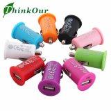 Carregador USB carros coloridos para Celular iPad