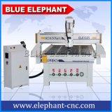 el ranurador barato chino del CNC de los 4X8FT, molde del CNC muere la máquina de grabado, máquina 1325 del CNC para PVC Arylic del MDF del PWB de madera