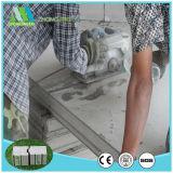Insonorisées/Anti-Impact/Easy Installation panneau sandwich fibre mur de ciment pour les constructions