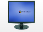La17 LCD Monitorvender van de Duim Olie