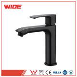 Hochwertiger schwarzer Badezimmer-Mischer-Hahn mit Wasserzeichen-Bescheinigung