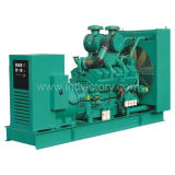 200kw/250kVA Cummins Engine Dieselgenerator-Set