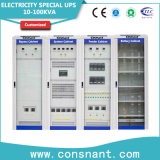 UPS de la electricidad con 220V de CC 30kVA.