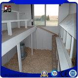 Cría de Pollos Parrilleros de acero estructural de la casa con alta calidad