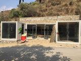 Prefabricated 이동할 수 있는 강철 구조물 건축