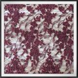 Шнурок вышивки Tulle китайского типа