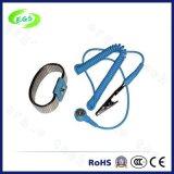 Wristband elettrostatico registrabile antistatico dell'acciaio inossidabile