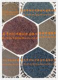 Flux aggloméré Sj301 de Silicium-Calcium ajusté pour la soudure à l'arc électrique submergée de l'acier doux et de l'acier faiblement allié