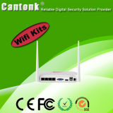 Radioapparat-Installationssätze CCTV-Surveillance1080p 4CH