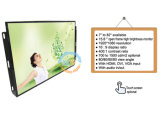 Slim LED/LCD 15,6 pouces moniteur VGA avec 16 : 9 haute résolution de 1920*1080 (MW-151MEH)