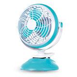 Закрепите на стол вентилятор USB-Mini таблица электровентилятора системы охлаждения двигателя 6 дюйма для управления в общежитии прямо домой