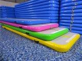 Personalizar hizo grandes de gimnasia de suelo de aire inflables