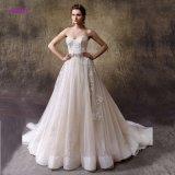 Die vollkommene Mischung klassischen Romance und modernen Dramas A - Zeile Hochzeits-Kleid
