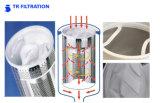 Líquido de polipropileno bolsa filtrante del filtro de bolsa de agua