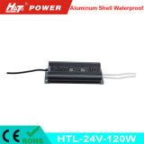 24V 5A 120W는 유연한 LED 지구 전구 Htl를 방수 처리한다