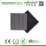 Telha composta plástica de madeira (WPC) Eco-Friendly do Decking (30S30-5)