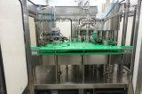 De volledige Lopende band van de Verpakking van het Sap van de Pulp van de Fles van het Glas van de Drank Vullende