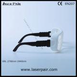 2700 - стекла предохранения от глаза защитных стекол лазера 3000nm Od 6+ от Laserpair