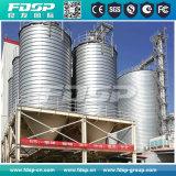 Alto silo del edificio de la estructura de acero de la automatización