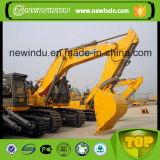 Grand prix des machines Xe135b d'excavatrice de chenille de position
