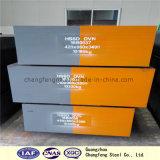 P20/1.2311 laminés à chaud de la plaque en acier de moule en plastique