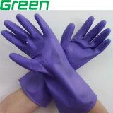 Перчатки чистки кухни домочадца PVC
