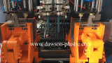 Le double PVC de la station 1L 2L met la machine automatique à grande vitesse de soufflage de corps creux