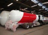 FAW 8X4 LPG 대량 공급 납품 화물 자동차