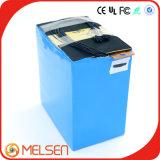Melsen 48V 72V 100V 75ah Nmc 리튬 Akari UPS를 위한 무거운 건전지 100ah 리튬 이온 주머니