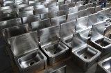 En poussant les puits du genou en acier inoxydable