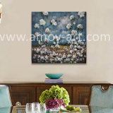 ホーム装飾のためのアメリカの農場の芸術の綿フィールド油絵