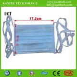 Customized Non-Woven descartáveis máscara cirúrgica com cintas Kxt Fabricante-FM50
