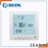 Termóstato eléctrico de la calefacción de Tol63r-Ep con la función teledirigida opcional