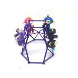 Het mini Slimme Speelgoed van de Aap van de Jonge vissen van de Aap van de Vinger van de Baby van het Kind