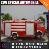 3000L de Vrachtwagen van de Brandbestrijding van de Tanker van het water Voor Verkoop