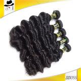 Ligne invisible brésilienne professionnelle cheveux humains de cheveu de Vierge
