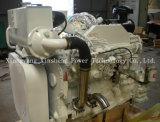 Motor de propulsión de marina del certificado 6CTA8.3-M220 Dcec Cummins de CCS