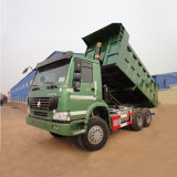 販売のためのSinotruk HOWO 6X4のダンプカートラックDumptruck