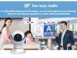 2018 heiße Verkaufs-Weltcup-Wanne/Fliese 1080P steuern Baby-Monitor-Netz-Kamera automatisch an