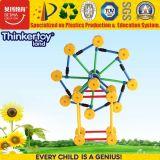Puzzle di plastica di formazione iniziale dei bambini che impara i giocattoli