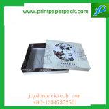 Belle boîte actuelle de papier personnalisés Shoe Box Boîte fleur Emballage boîte cadeau