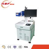 Máquina de grabado dinámica del laser del CO2 3D para no el shell del teléfono del metal, conjunto