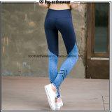 Mayorista de fábrica OEM Pantalones de yoga con cintura alta Leggings Entrenamiento Fitness