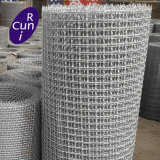 Knitted SUS304 316 Stainless Steel Wire Mesh