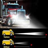La luz de conducción de la fábrica al por mayor de 7 pulgadas de 45W 4X6 Rectángulo faros LED