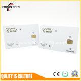 공백 RFID는 카드 UHF/MIFARE/Em4100를 가진 주파수 칩 이중으로 한다