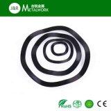 Rondelle à ressort incurvée par onde galvanisée d'acier inoxydable (DIN137)