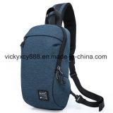 De grandes capacités multifonctionnelles hommes étanche portable sac de loisirs de la poitrine (CY1819)