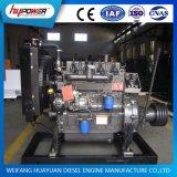 Motor diesel 40kw del embrague de Weifang Huayuan K4100g